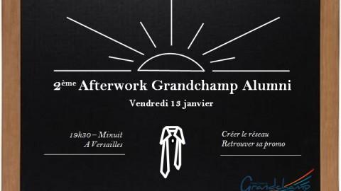 2ème Afterwork – vendredi 13 janvier